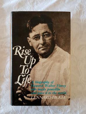 Rise Up To Life by Lennard Bickel