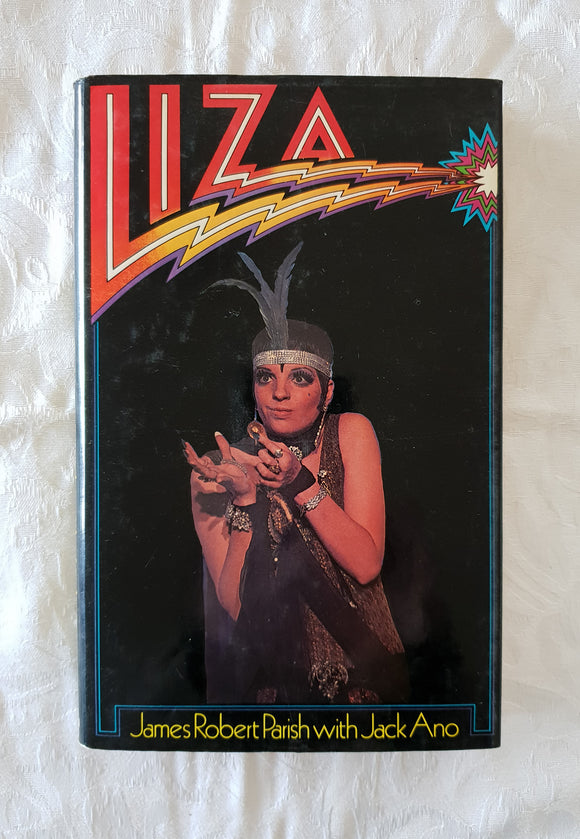 Liza by James Robert Parish with Jack Ano