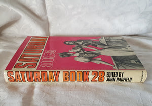 The Saturday Book 28 edited by John Hadfield