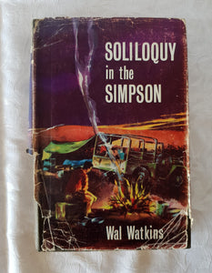 Soliloquy in the Simpson by Wal Watkins