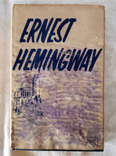 Load image into Gallery viewer, A Moveable Feast by Ernest Hemingway