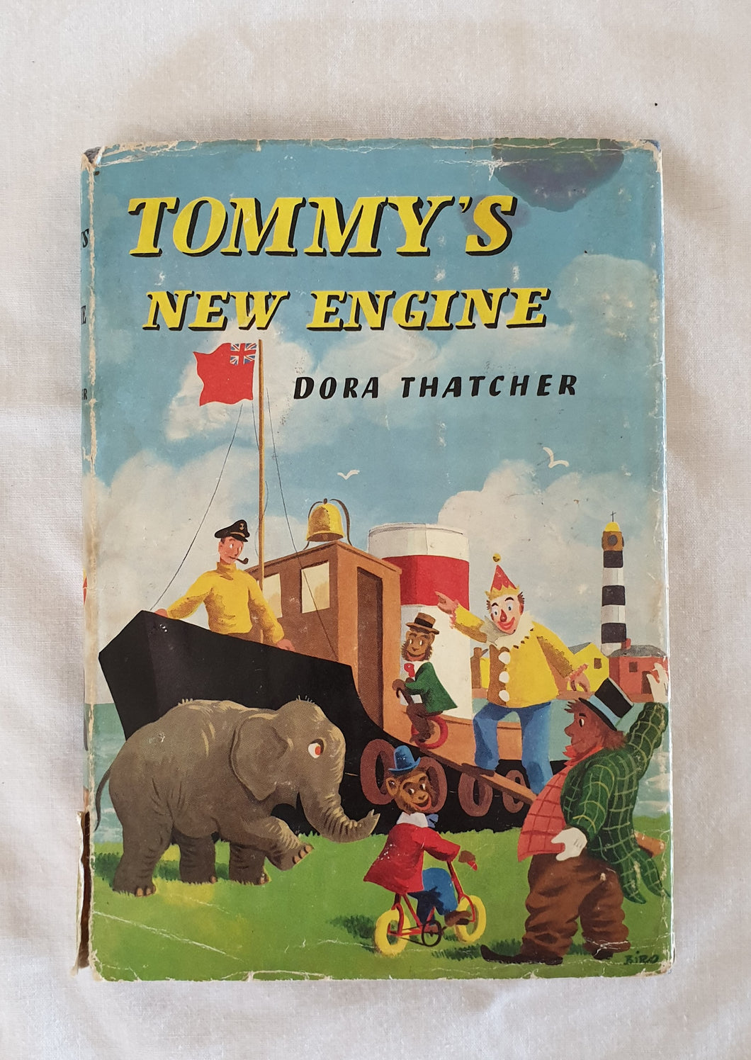 Tommy's New Engine by Dora Thatcher