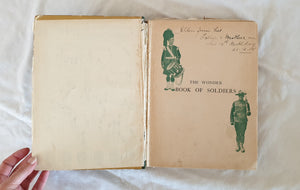 The Wonder Book of Soldiers edited by Harry Golding