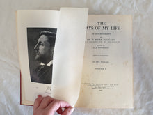 Load image into Gallery viewer, The Days of My Life by Sir H. Rider Haggard