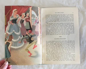 A Selection of Sixteen Grimms' Fairy Tales