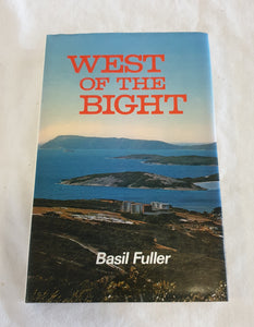 West of the Bight by Basil Fuller