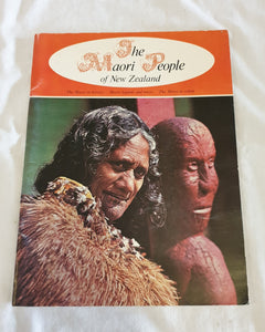 The Maori People of New Zealand by James Siers and W. T. Ngata