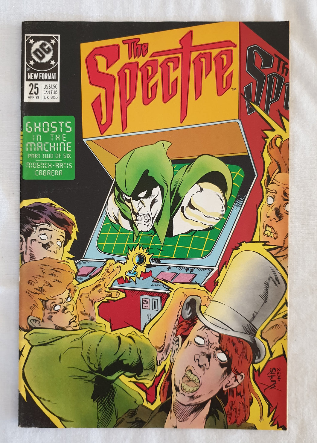 The Spectre #25 by DC Comics