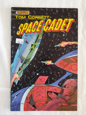 Tom Corbett Space Cadet by Bill Spangler #4