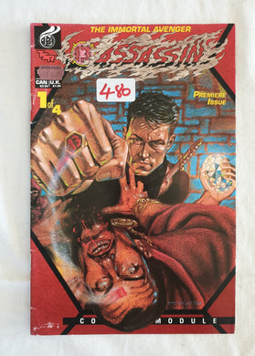 The Immortal Avenger Assassin (1 of 4) by Barr, Phipps and Alcala