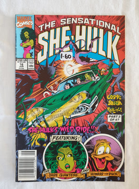 The Sensational She-Hulk Vol. 2 #16 part 3 of 4 by Marvel Comics