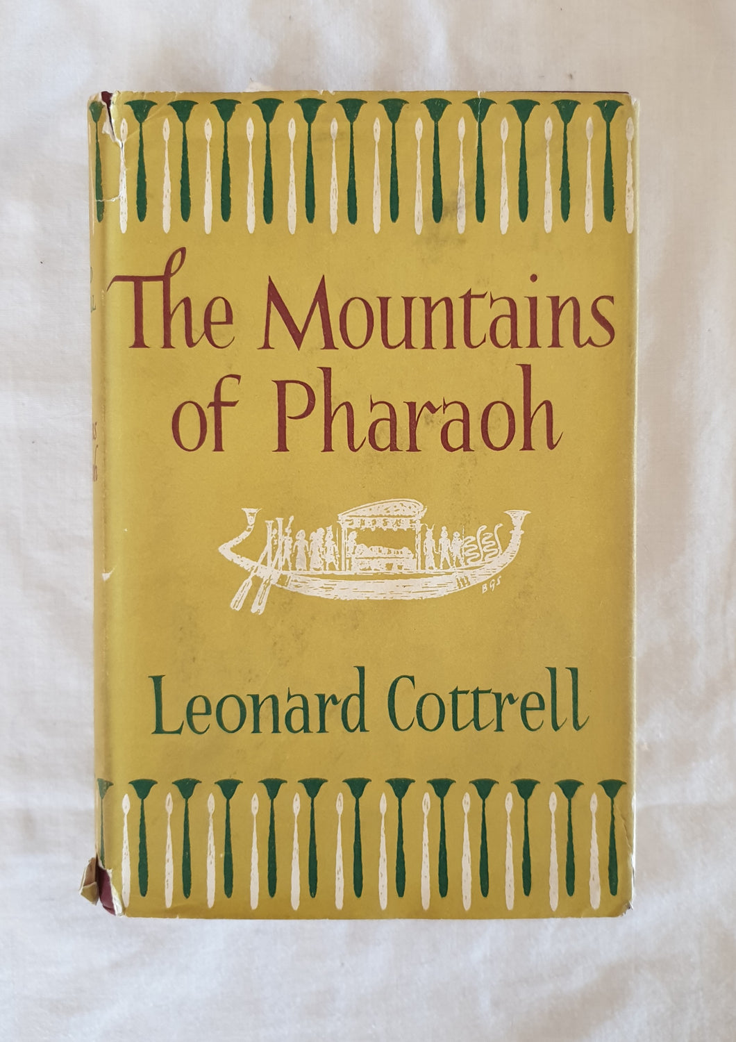 The Mountains of Pharaoh by Leonard Cottrell