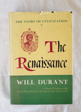 Load image into Gallery viewer, The Renaissance by Will Durant