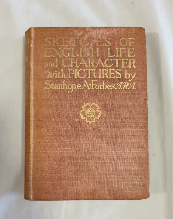 Sketches of English Life and Character by Mary R. Mitford