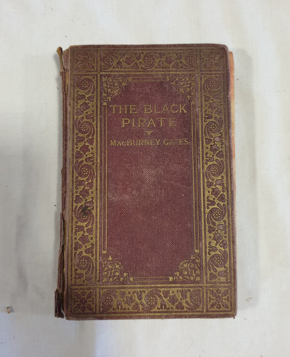 The Black Pirate by MacBurney Gates