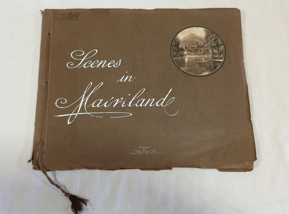 Scenes in Maoriland Published by Tanner Bros.
