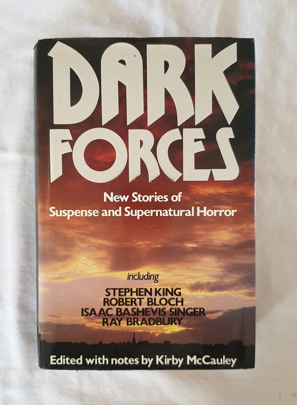 Dark Forces edited by Kirby McCauley