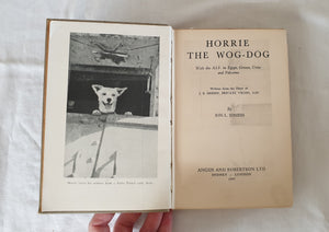 Horrie The Wog-Dog by Ion L. Idriess