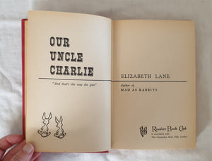 Our Uncle Charlie by Elizabeth Lane