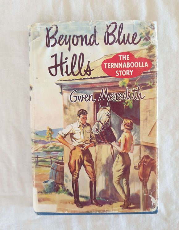 Beyond Blue Hills by Gwen Meredith