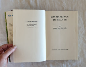 No Marriage In Heaven by Grace Nies Fletcher