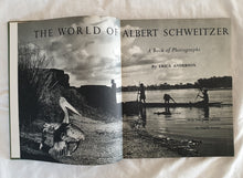Load image into Gallery viewer, The World of Albert Schweitzer by Erica Anderson