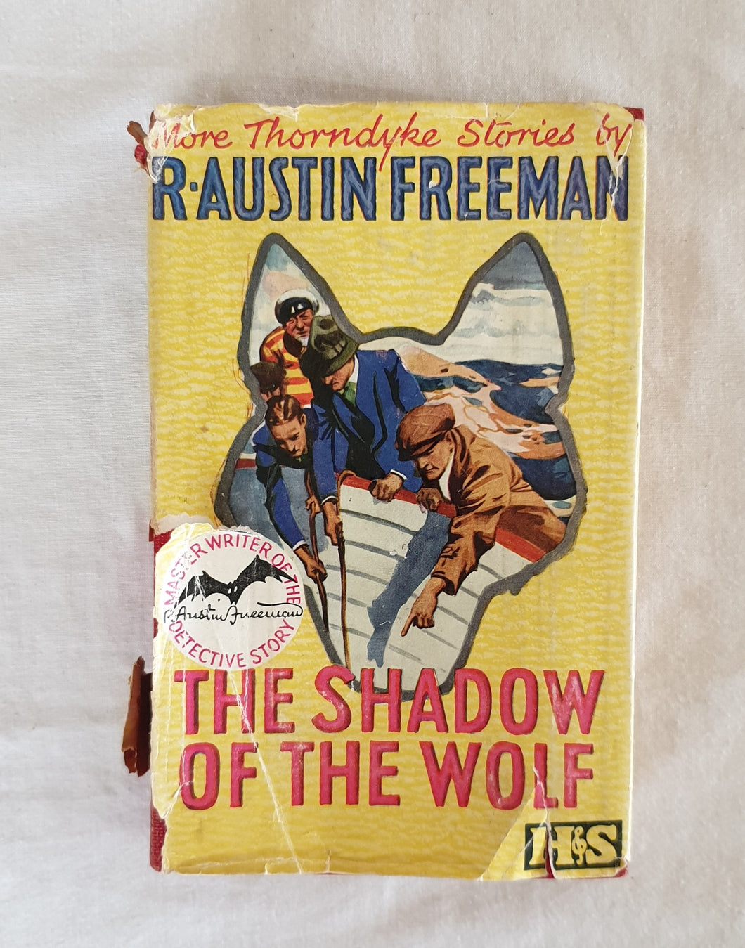 The Shadow of the Wolf by R. Austin Freeman