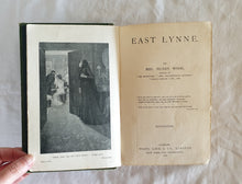 Load image into Gallery viewer, East Lynne by Mrs. Henry Wood