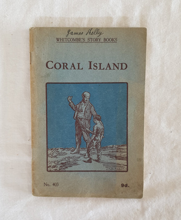 Coral Island - Whitcombe's Story Books