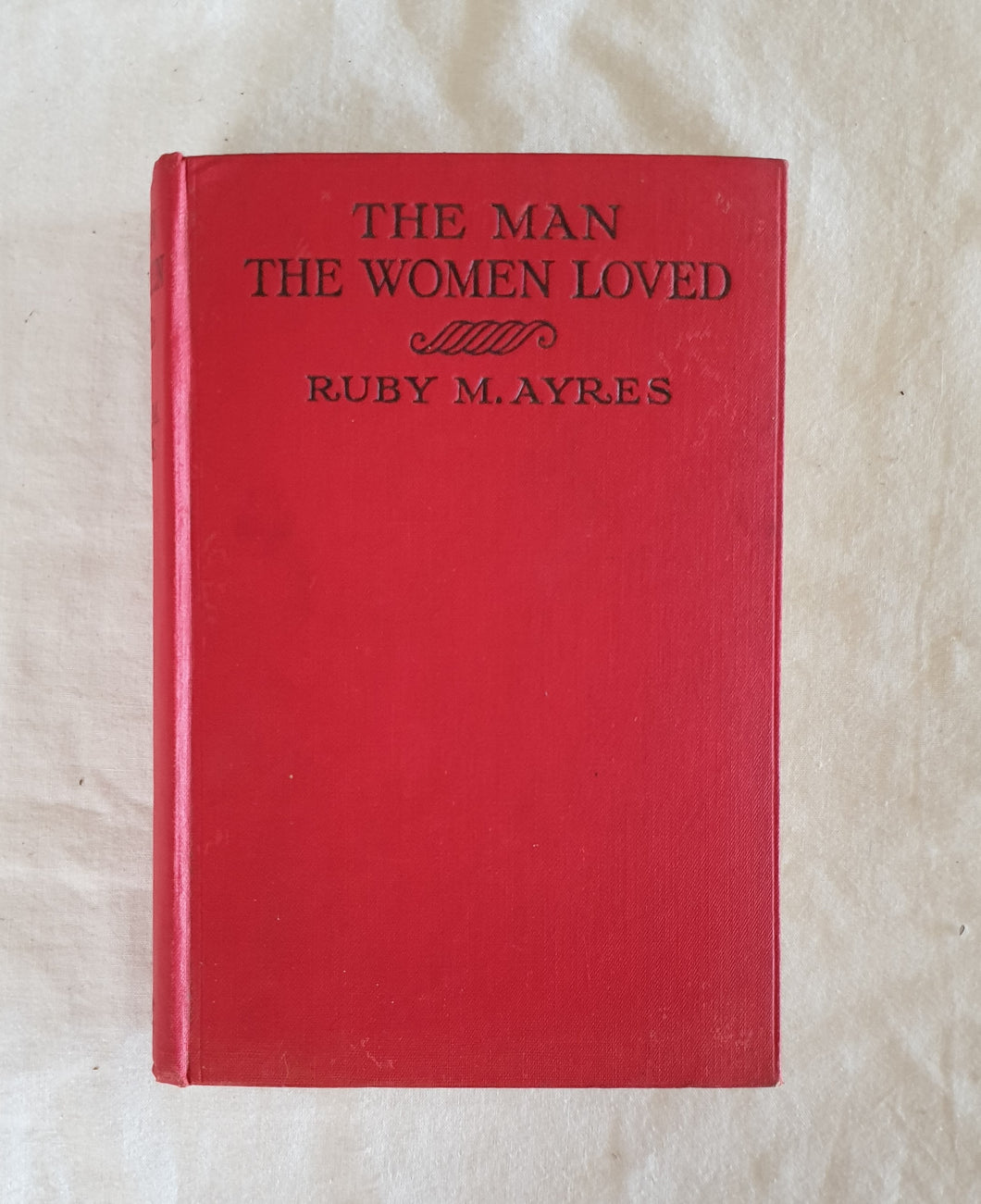 The Man the Women Loved by Ruby M. Ayres