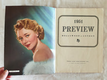 Load image into Gallery viewer, 1951 Preview Hollywood - London by World Film Publications