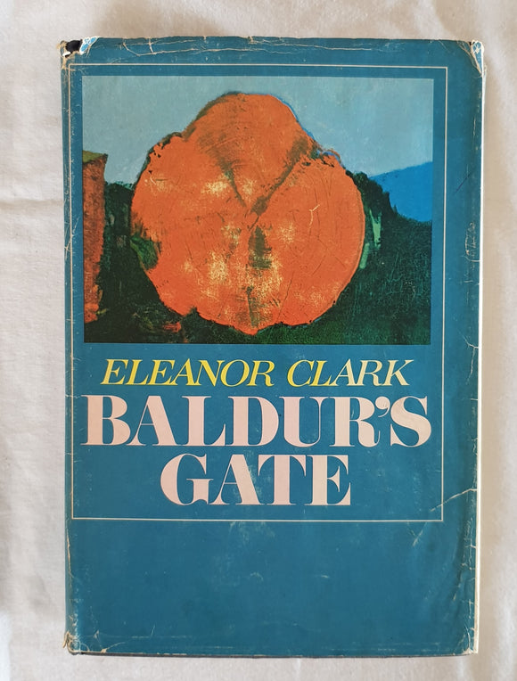 Baldur's Gate by Eleanor Clark