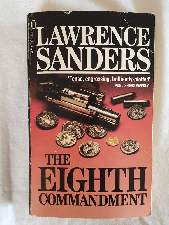 The Eight Commandment by Lawrence Sanders