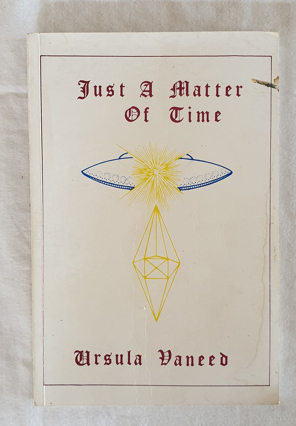 Just A Matter of Time by Ursula Vaneed
