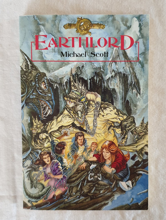 Earthlord by Michael Scott