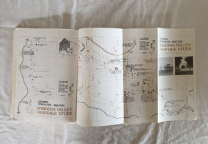 Barossa Valley Heritage Study by Lester, Firth and Murton
