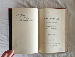 The Messiah by G. F. Handel