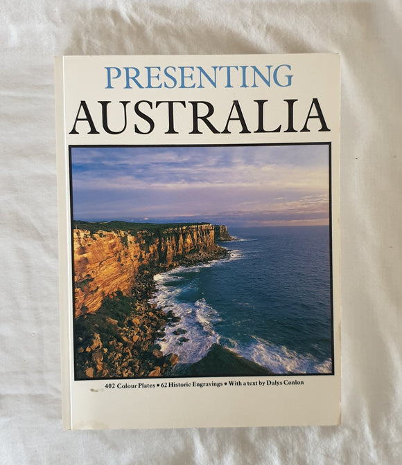 Presenting Australia  Text by Dalys Newman