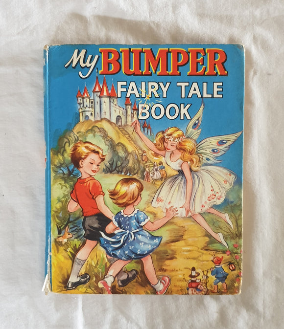 My Bumper Fairy-Tale Book illustrated by Doreen Baxter