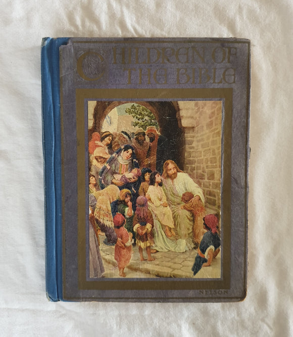 Children of the Bible by Elizabeth Hardie