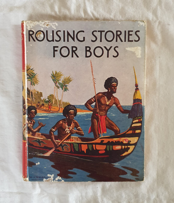 Rousing Stories For Boys - Blackie & Son