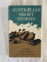 Load image into Gallery viewer, Australian Short Stories by Walter Murdoch and H. Drake-Brockman