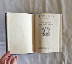 Romance by Joseph Conrad and Ford Madox Hueffer