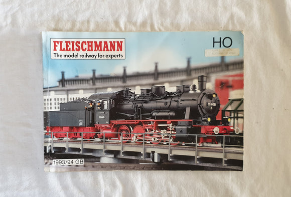 Fleischmann The Model Railway for Experts