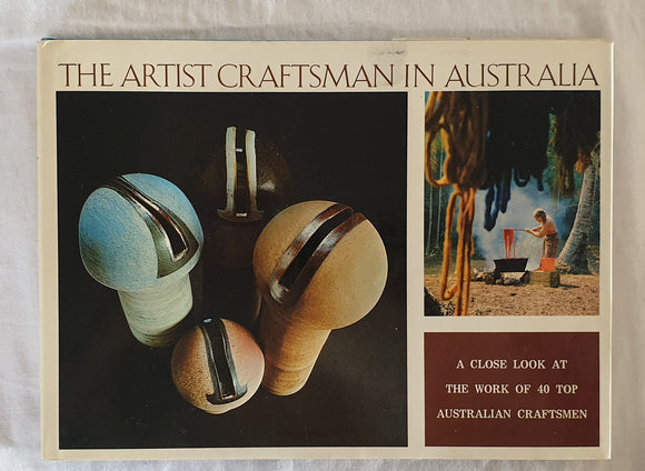 The Artist Craftsman in Australia