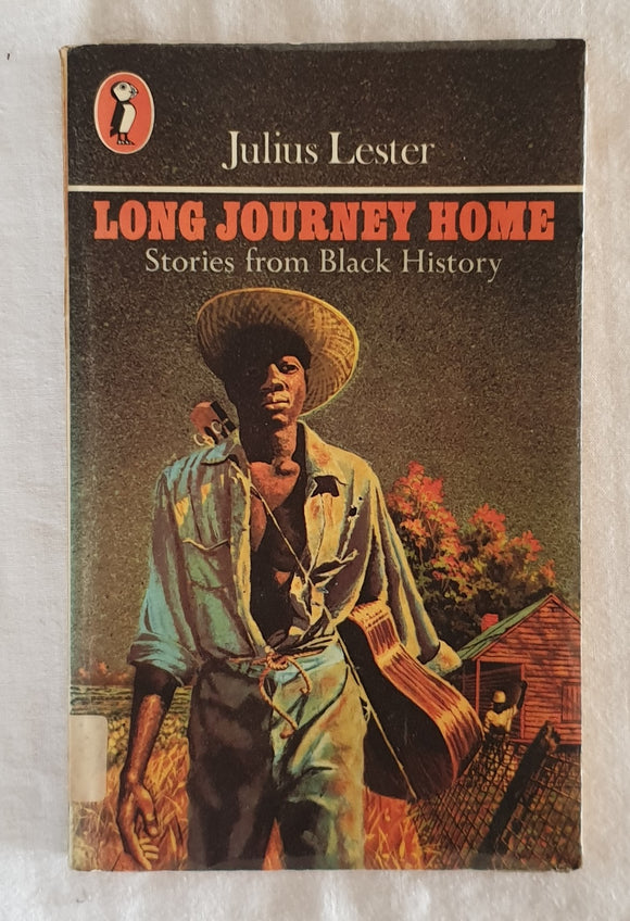 Long Journey Home  Stories From Black History  by Julius Lester