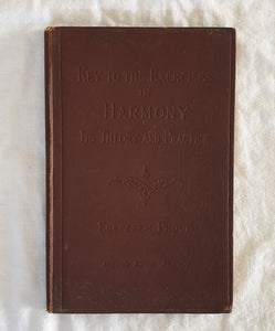 Key To The Exercises in Harmony by Ebenezer Prout