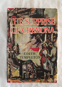 The Surprise of Cremona  by Edith Templeton