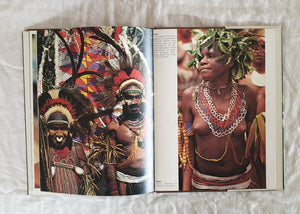 The Arts of Papua New Guinea by James Sinclair