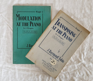 Modulation at the Piano in 3 Stages by J. Raymond Tobin
